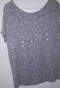Suzy Shier  NWT Bright Stars Top Size Medium